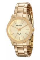 Relógio Seculus Feminino 77002lpsvda1 -