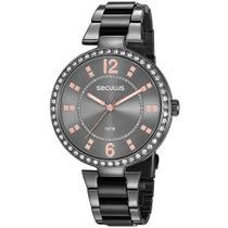 Relógio Seculus Feminino 77016LPSVSF5 -