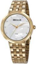 Relógio Seculus Feminino 77030LPSVDS1 -