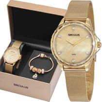 Relógio Seculus Feminino 77069LPSKDS1K1 -
