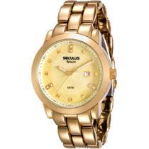 Relógio Seculus Feminino Aplause 20422LPSVDA1 -