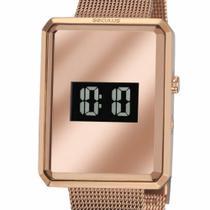Relógio Seculus Feminino Digital 77061LPSVRS1 Rose -