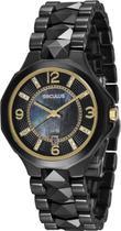 Relógio Seculus Feminino IP Black Analógico 20540L0SVNQ1 -
