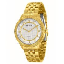 Relógio Seculus Feminino Long Life - 20240LPSVDA1 -
