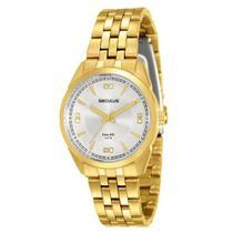 Relógio Seculus Feminino Long Life - 20382LPSVDA1 -