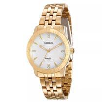 Relógio Seculus Feminino Long Life - 20383LPSVDA1 -