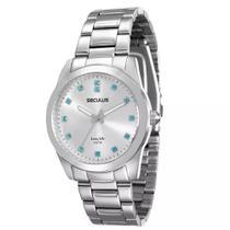 Relógio Seculus Feminino Long Life 20390l0sgna1 -