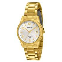 Relógio Seculus Feminino Long Life - 23347LPSBDA1 -