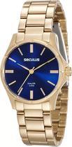 Relógio Seculus Feminino Long Life Analógico 20462LPSVDA2 -