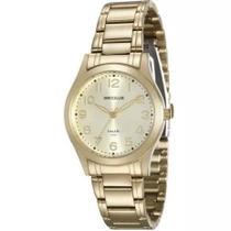 Relógio Seculus Feminino Long Life Analógico 20488LPSVDA1 -