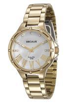 Relógio Seculus Feminino Long Life Analógico 28568LPSVDA1 -