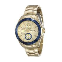 Relógio Seculus Feminino Multifunção 20371LPSVDS1 -