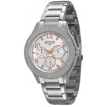 Relógio Seculus Feminino Multifunction 50020L0SGNS1. -