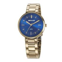 Relógio Seculus Feminino Ref: 23634lpsvds1 Fashion Dourado -