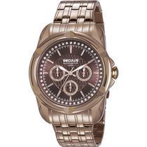 Relógio Seculus Feminino Rosê 20626LPSVRS2 -