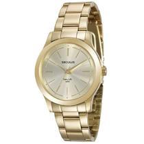 Relógio Seculus Long Life Feminino 77003LPSVDA1 -