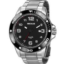 Relógio Seculus Long Life Masculino 20853G0SVNA1 -
