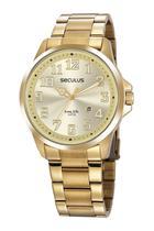 Relógio Seculus Long Life Masculino 20856GPSVDA1 -