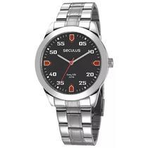 Relógio Seculus Long Life Masculino 28976G0SVNA2 -
