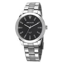 Relógio Seculus Long Life Masculino 28980G0SVNA1 -
