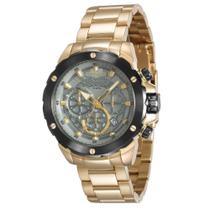 Relógio Seculus Masculino 13017GPSVDA1 -