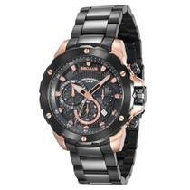 Relógio Seculus Masculino 13017GPSVIA2 -