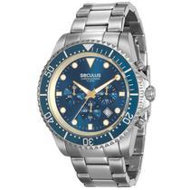 Relógio Seculus Masculino 13024G0SV -