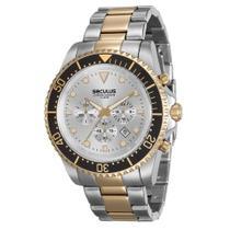 Relógio Seculus Masculino 13024GPSVBA4 -