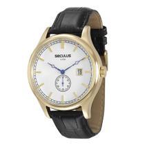 Relógio Seculus Masculino - 20369gpsvdc1 -