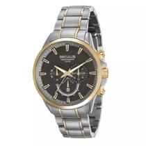Relógio Seculus Masculino 20384GPSVBA2 -