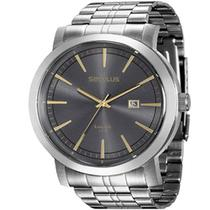 Relógio Seculus Masculino 20420g0svna1 -