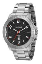 Relógio seculus masculino 20447g0svna1 -