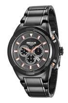 Relógio Seculus Masculino 20481gpsvpa1 -