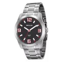 Relógio Seculus Masculino 20499g0svna1 -