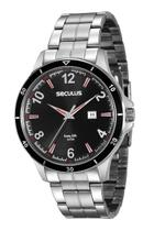 Relógio Seculus Masculino 20528GOSVNA1 -