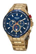 Relógio Seculus Masculino 20730gpsvla1 -