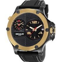 Relógio Seculus Masculino 20732GPSVHI1 -