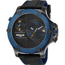 Relógio Seculus Masculino 20732GPSVTI2 -