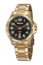 Relógio Seculus Masculino 20787GPSVDA3 -