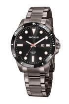 Relógio Seculus Masculino  20789GPSVSA3 Grafite -