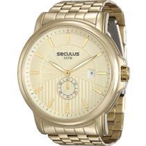 Relógio Seculus Masculino 23527GPSVDA2 -