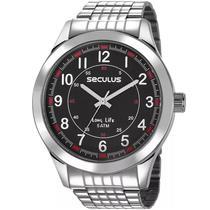 Relógio seculus masculino 23644g0svna1 -