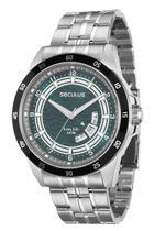Relógio Seculus Masculino 28685GOSVNA1 -