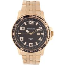 Relógio Seculus Masculino 28723GPSVDA1 -