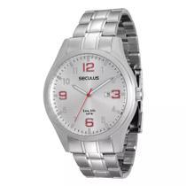 Relógio Seculus Masculino 28753g0svna1 -