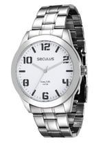 Relógio Seculus Masculino 28819GOSVNA2 -