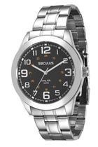 Relógio Seculus Masculino 28820gosvna1 -
