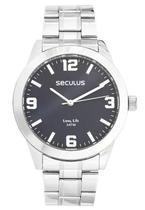 Relógio Seculus Masculino 28821g0svna1 -