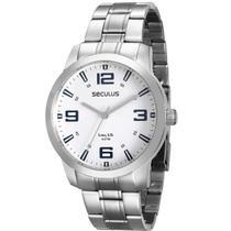 Relógio Seculus Masculino 28826g0svna2 -