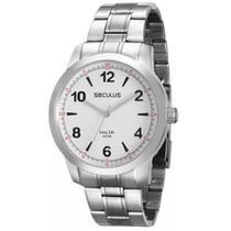 Relógio Seculus Masculino 28828g0svna2 -